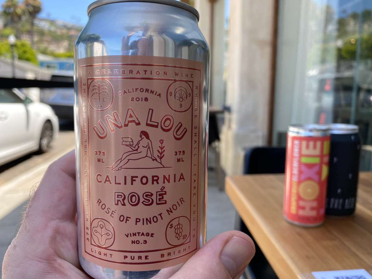 Scribe 'Una Lou' California Rosé