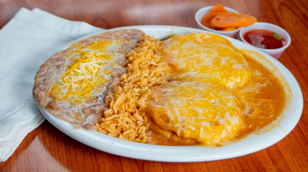 Cheese Chile Relleno