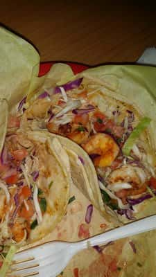 Shrimp or Fish Taco
