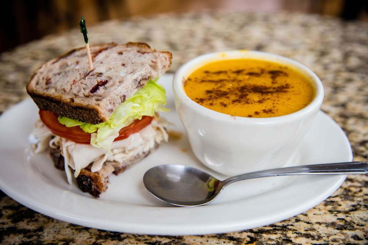 soup n sandwich