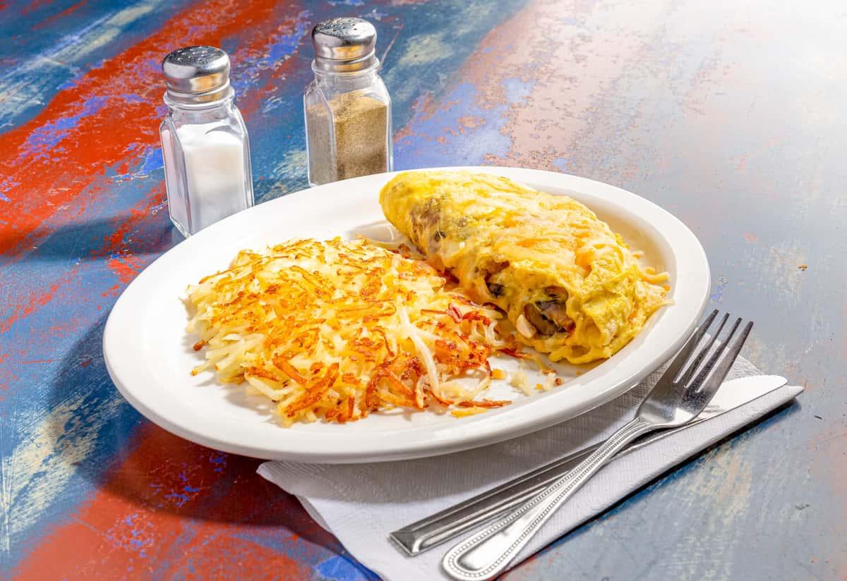 BYO Omelett