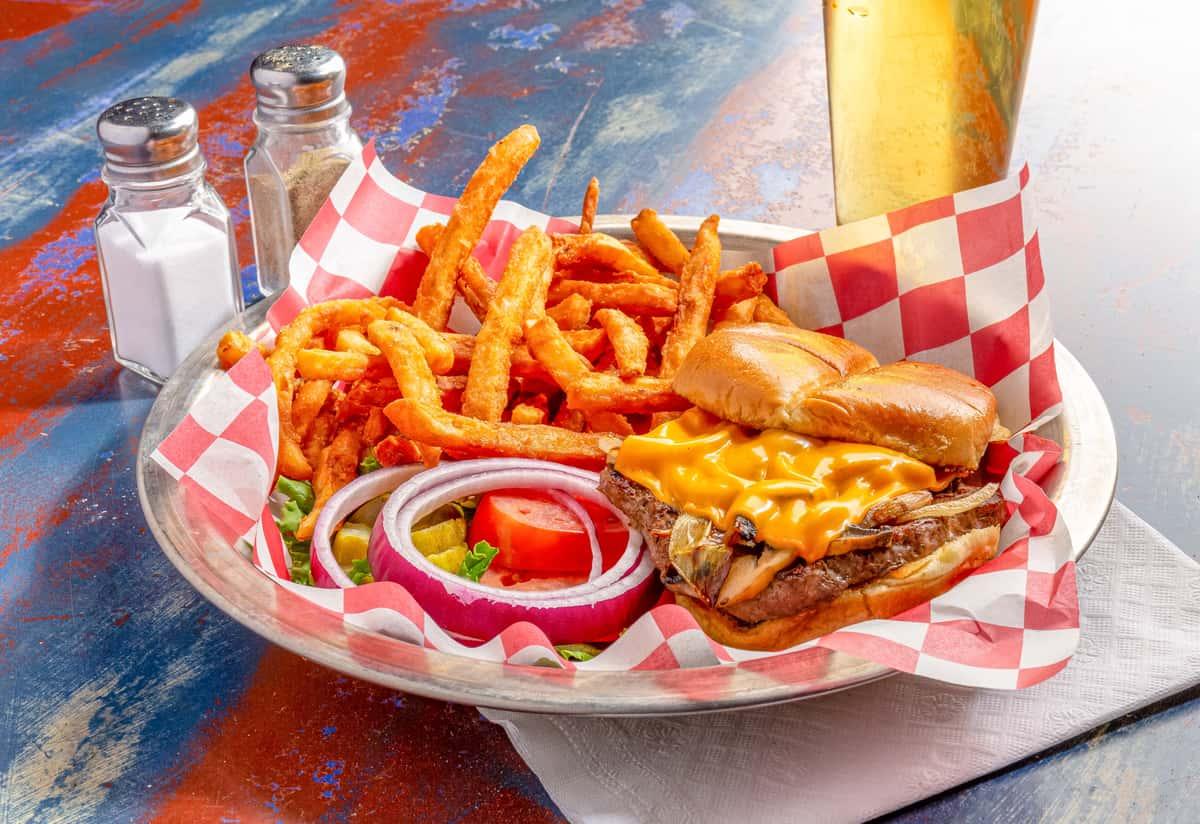 The Rainsbarger Burger