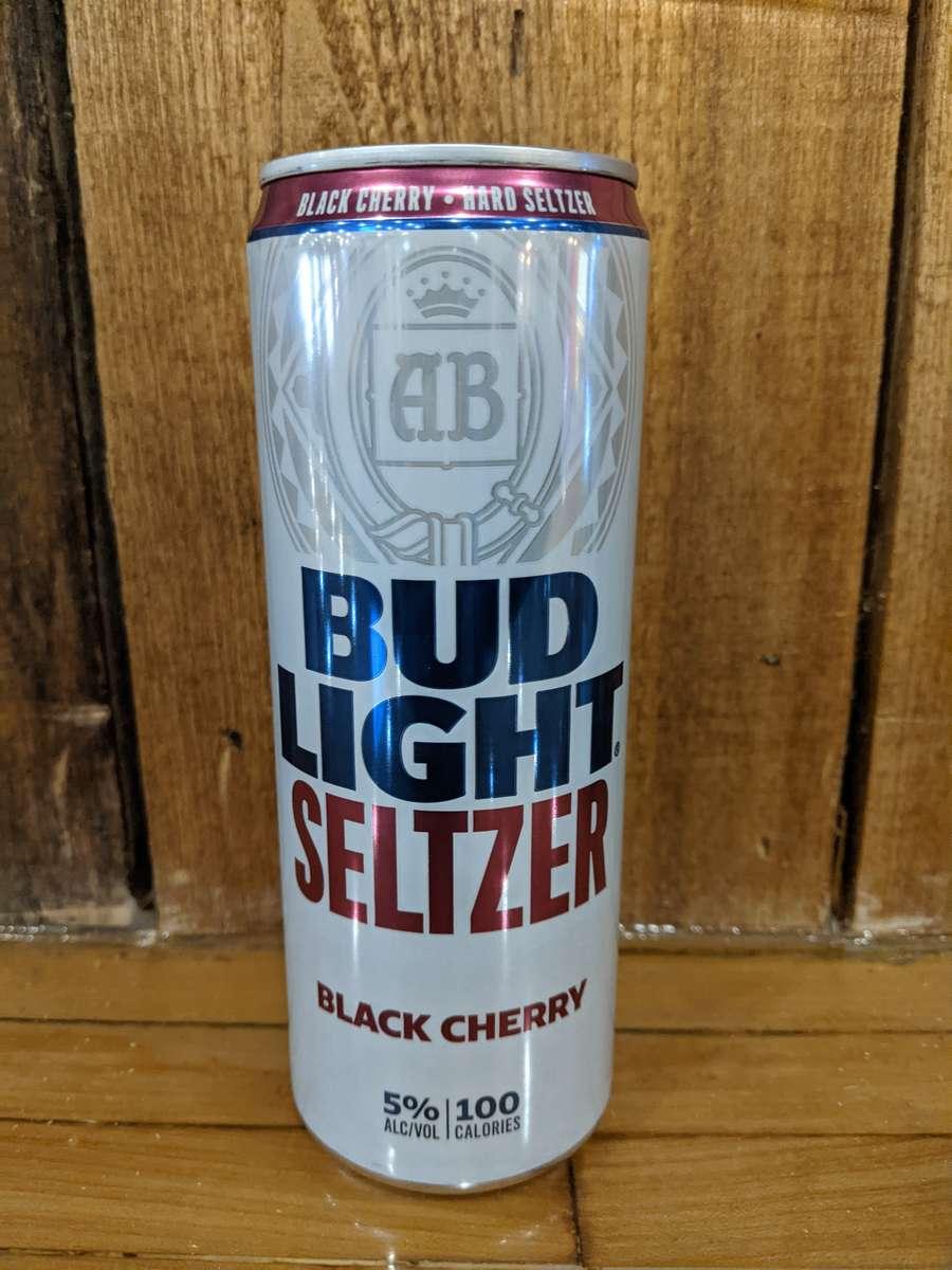 Bud Light Seltzer's Cherry and Mango