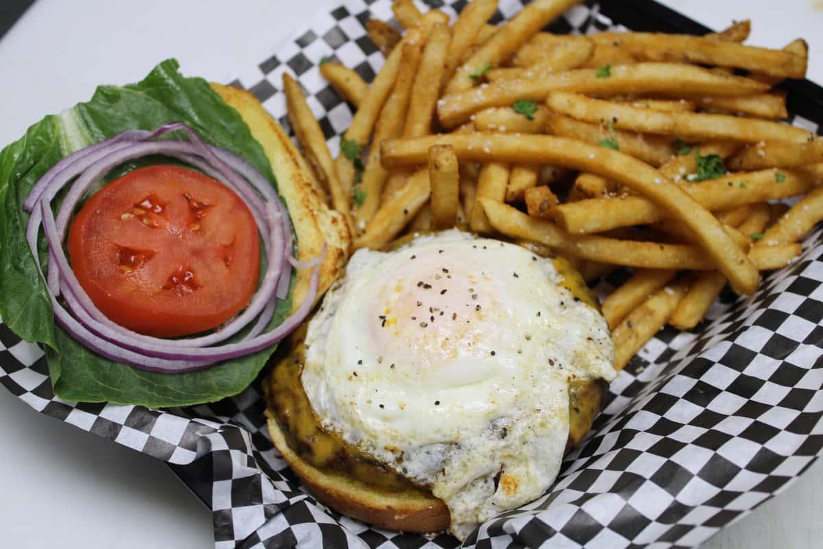 Rise and Shine Burger