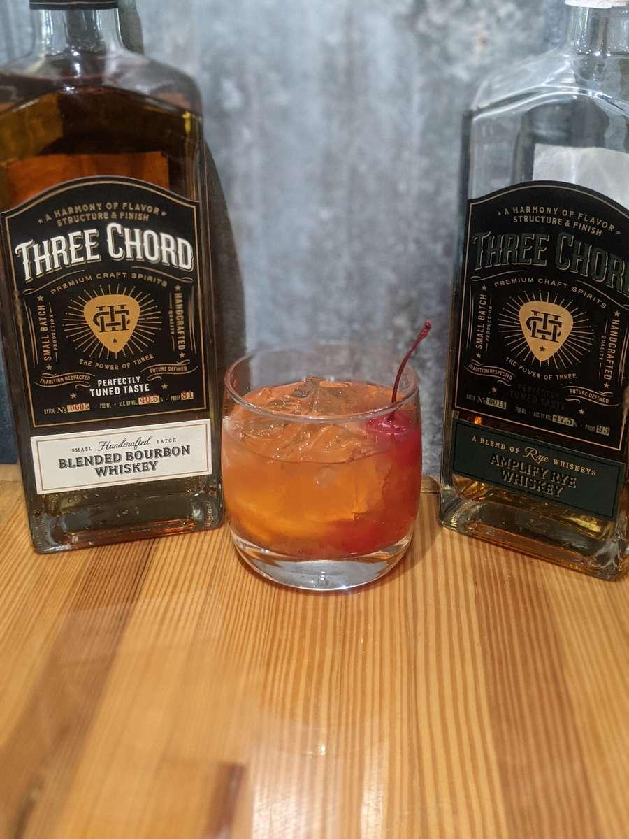 Three Chord old fashioned
