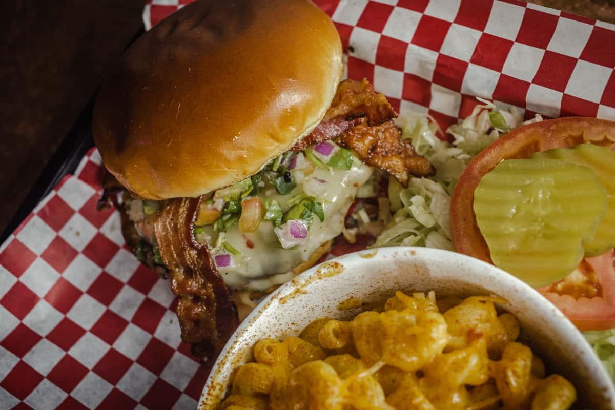 Burgers - Southwest Bacon