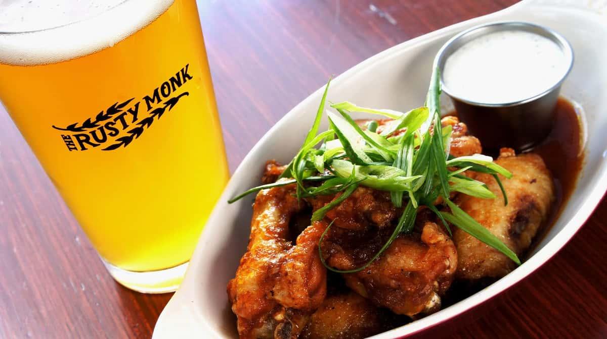 Spicy Beer Wings