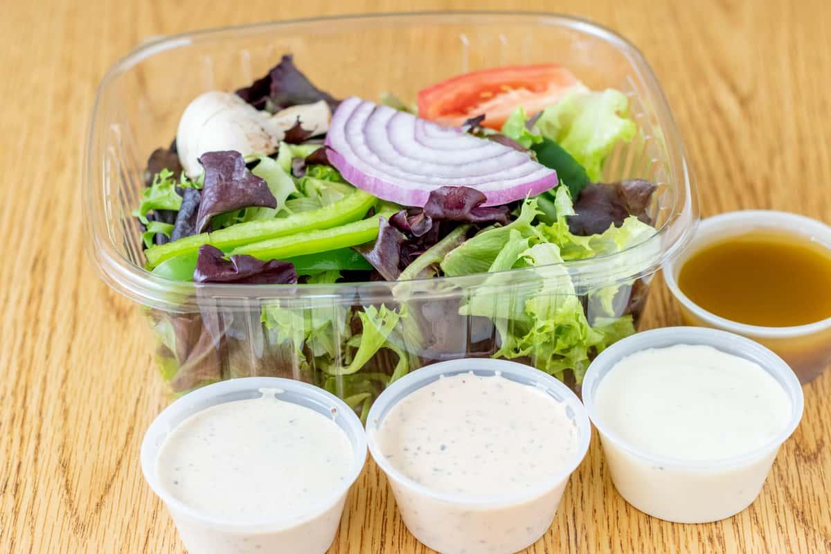 Fresh Tossed Garden Salad