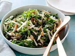 Sweet Kale Chopped Salad