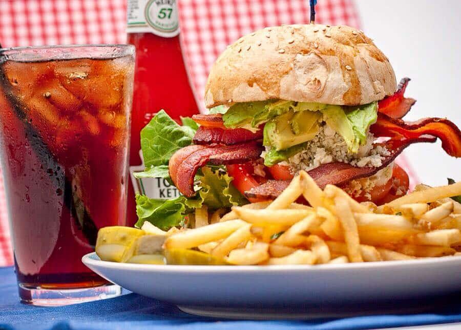 Olympic Burger