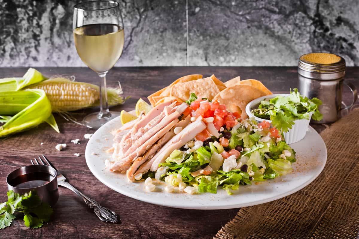 Cilantro-Lime Chicken Salad