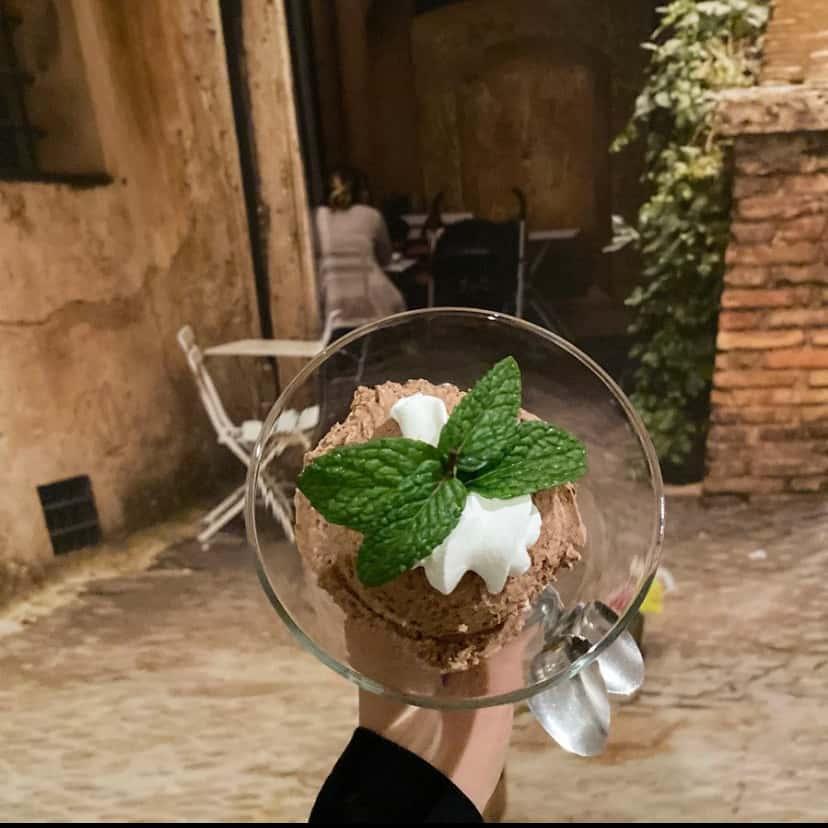 Italian Chocolate Mousse