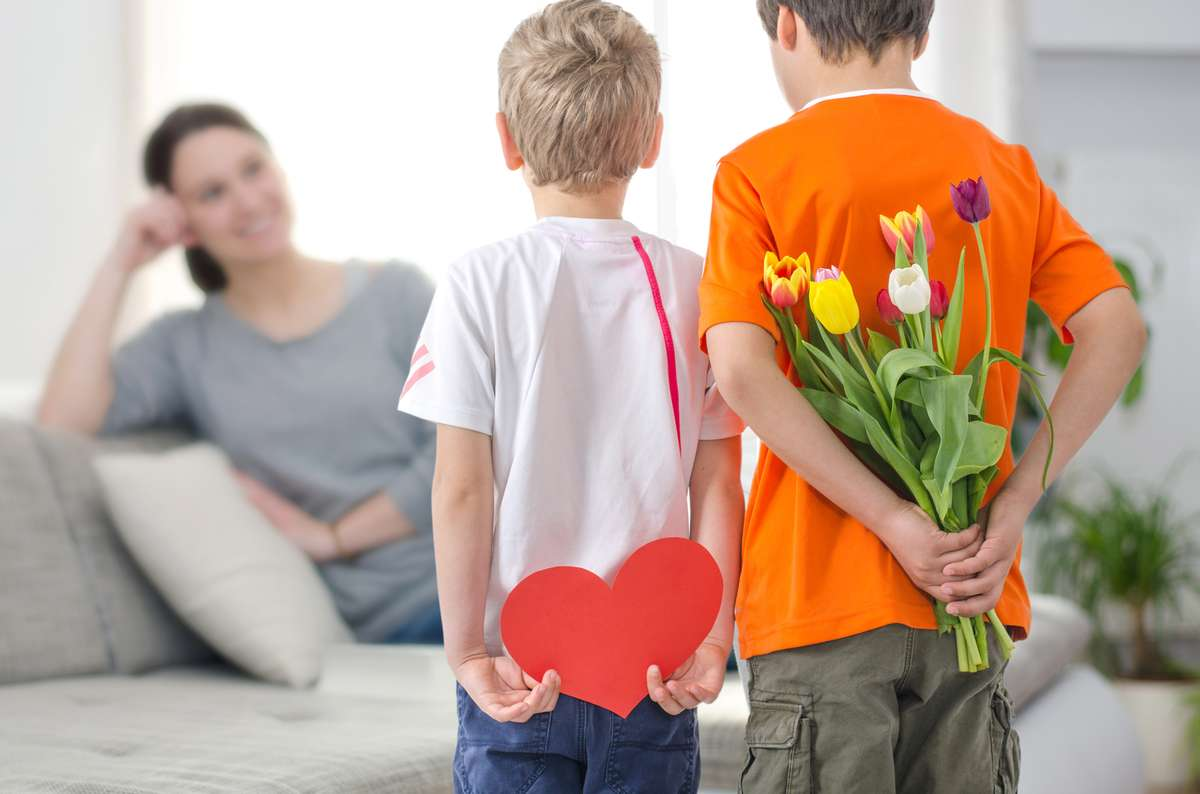 Two Ways To Celebrate Mother's Day