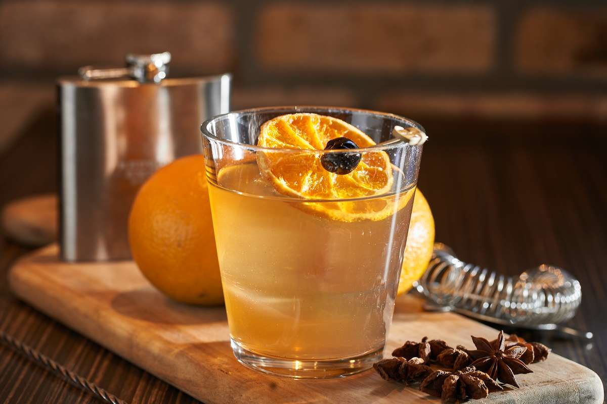 Louie's Old Fashioned