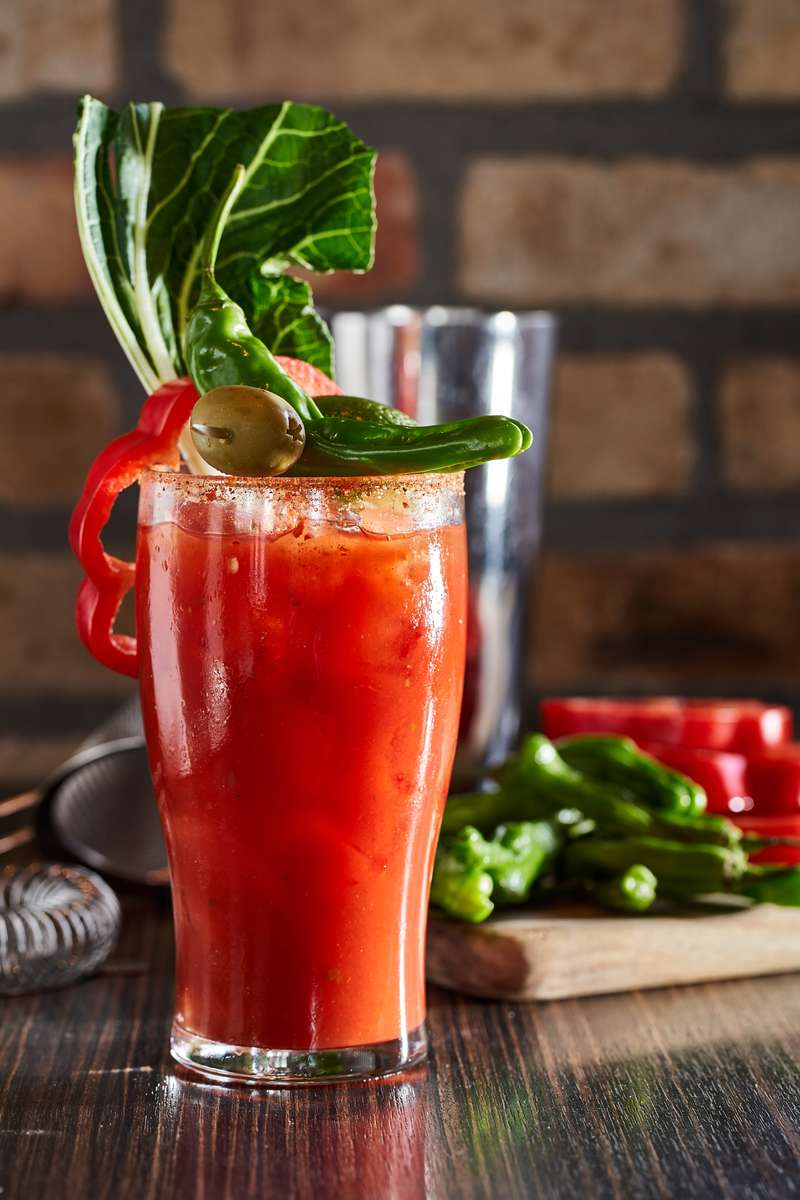 Spicy Bloody Mary