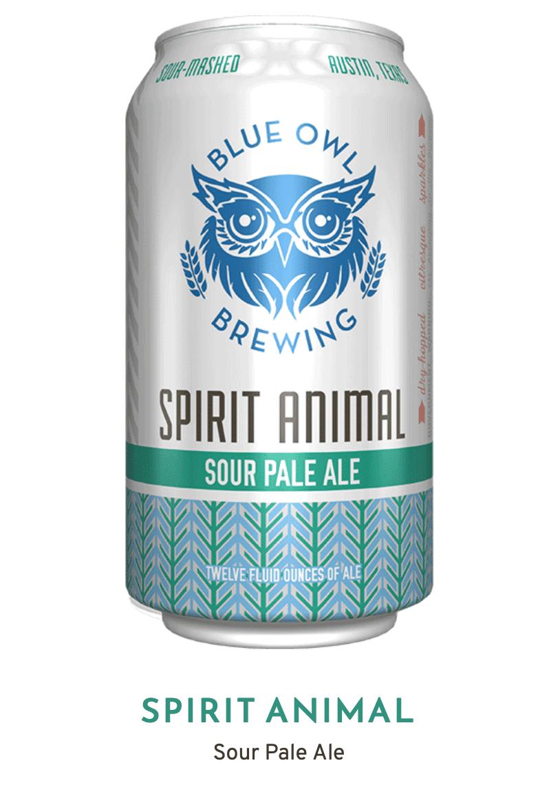 SOUR PALE ALE, BLUE OWL BREWING
