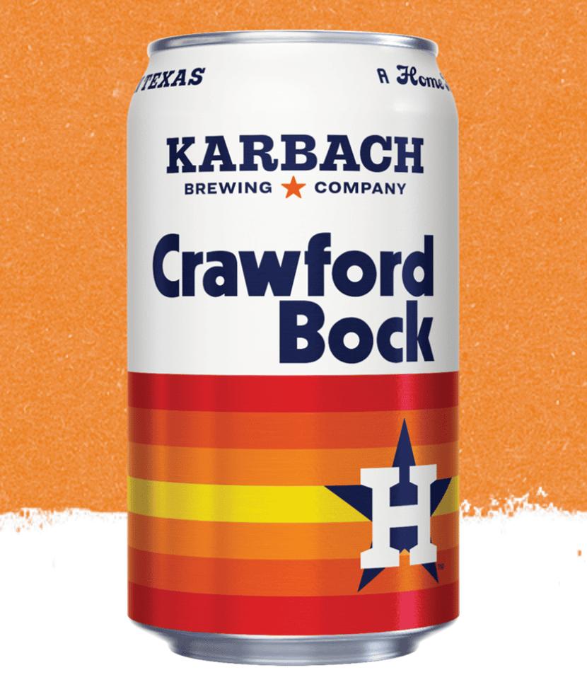 CRAWFORD BOCK, KARBACH BREWING