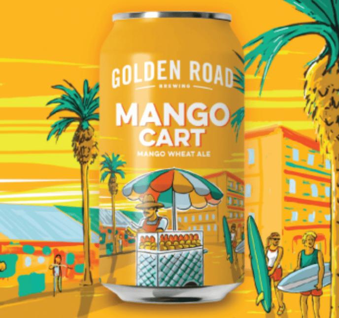 MANGO CART, GOLDEN ROAD BREWING