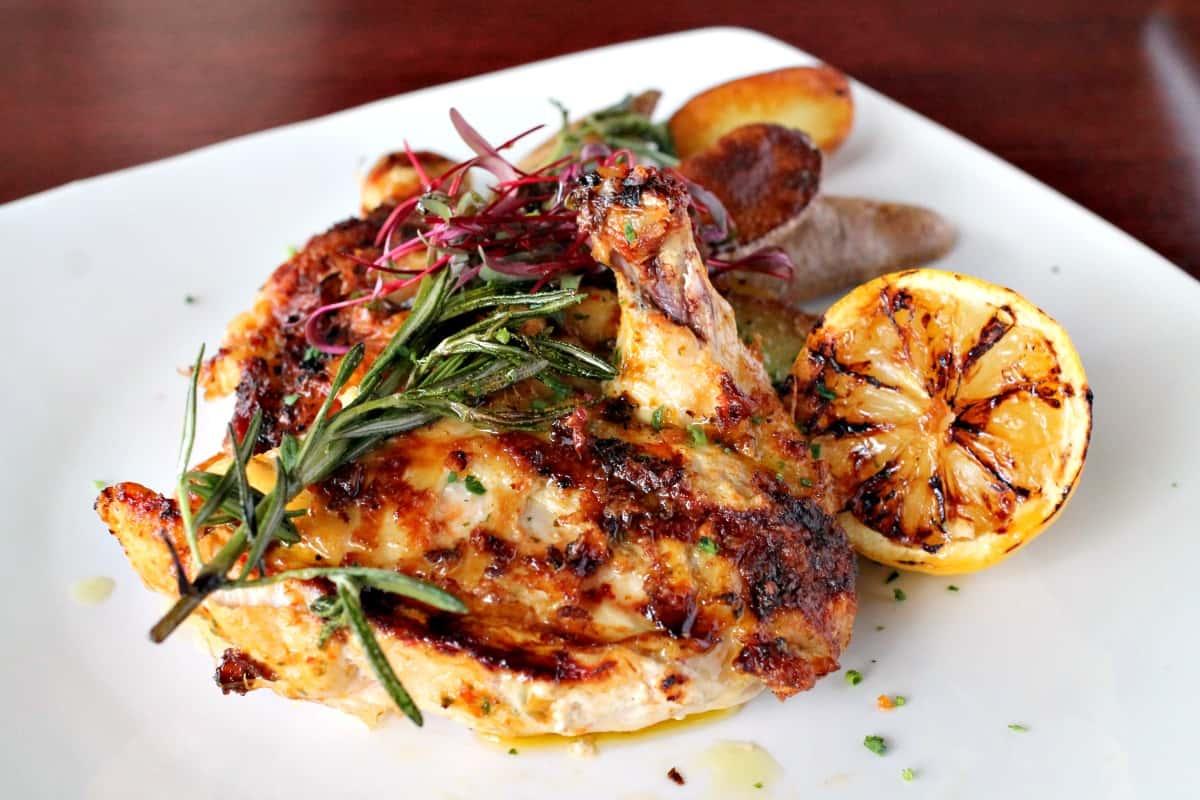 Chicken Al Matone
