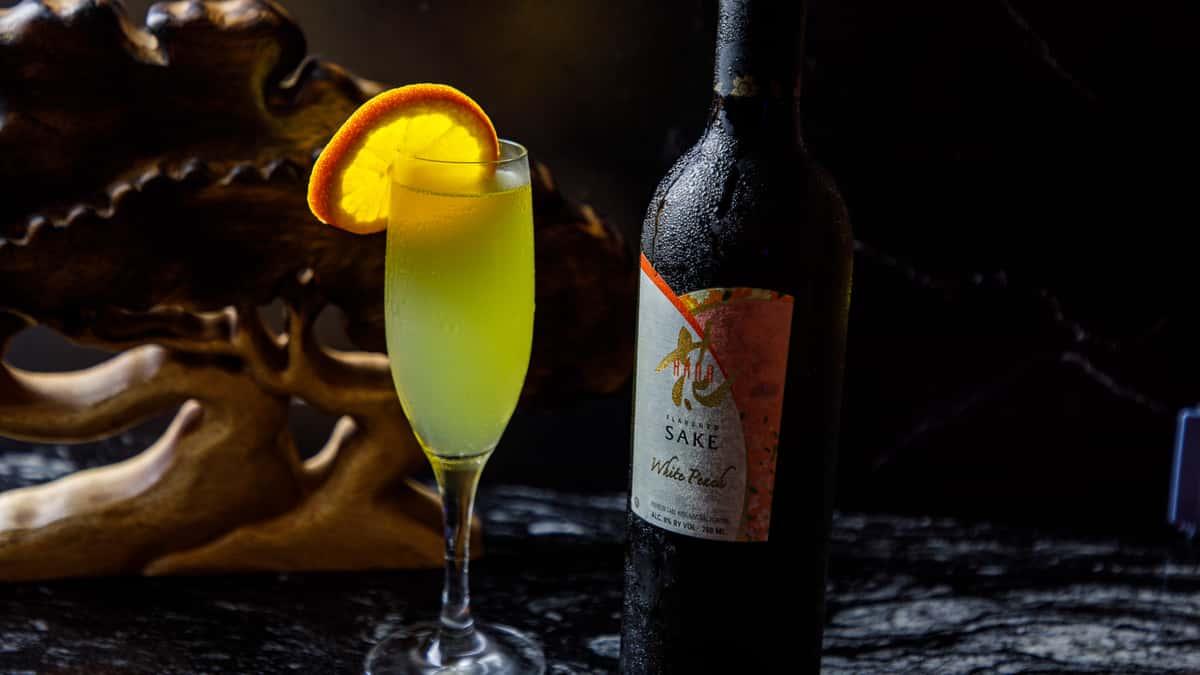 Sake Mimosa