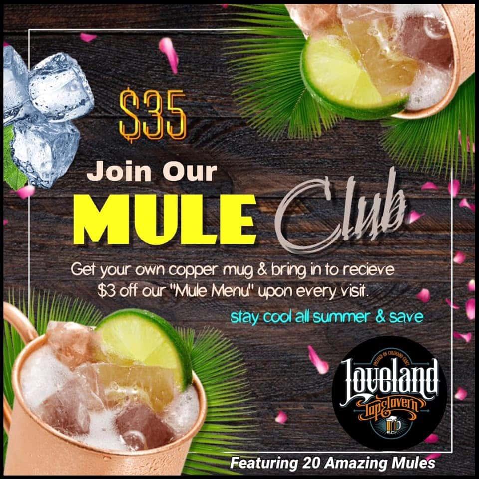 MULE MUG CLUB