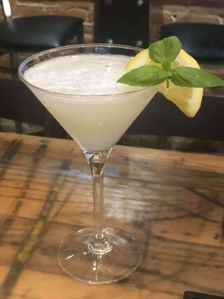 Basil Lemon Drop