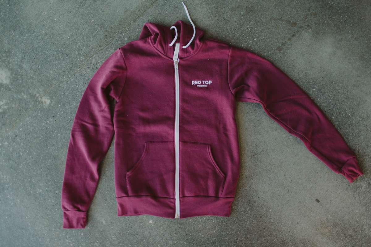 Zip Up Hoodies Medium