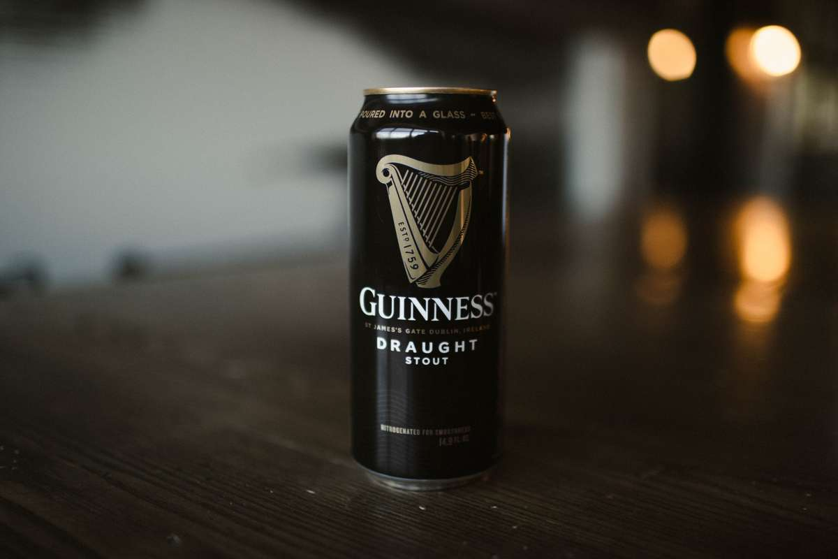 Guinness Irish Dry Stout 16oz