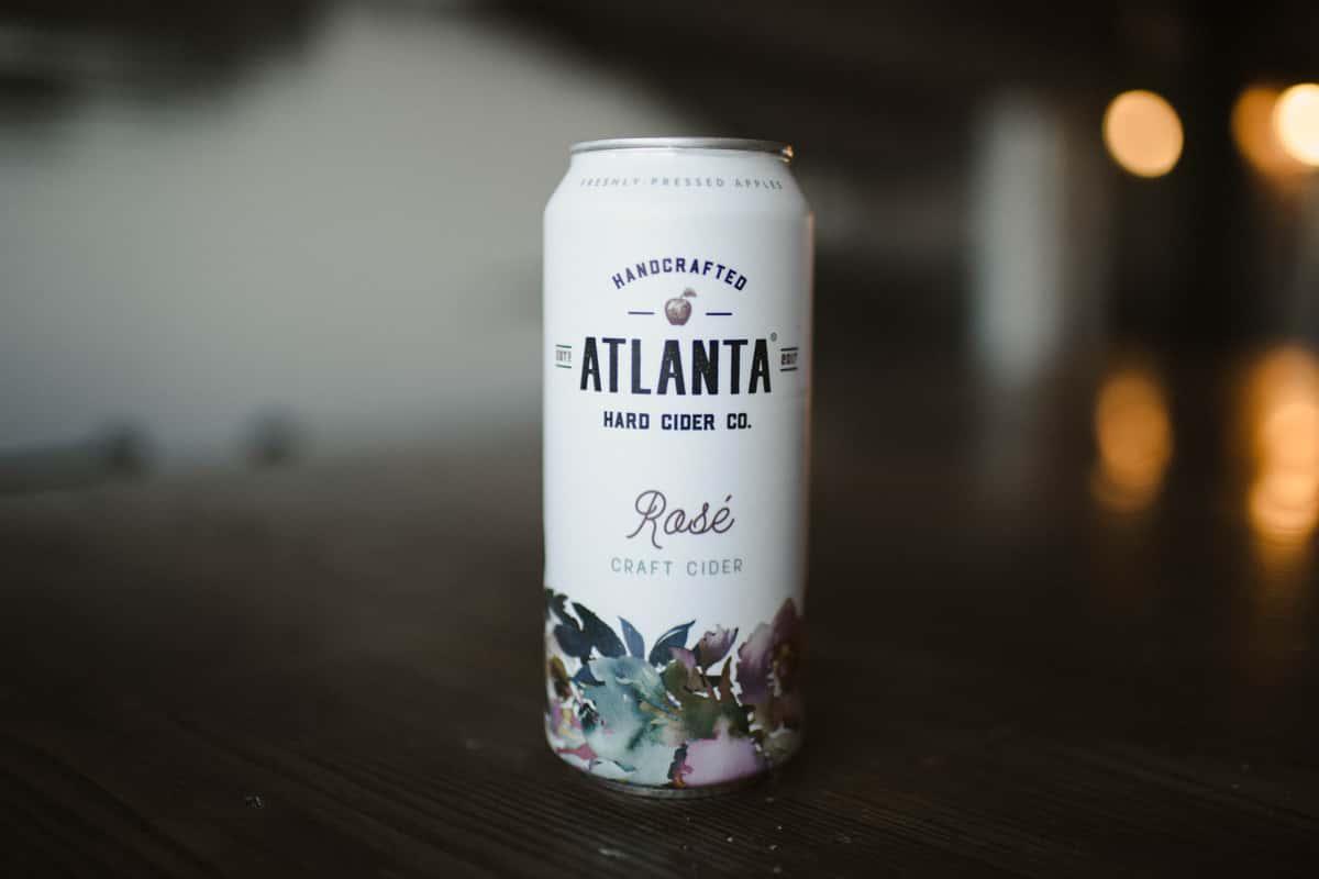 Atlanta Hard Cider-Rose