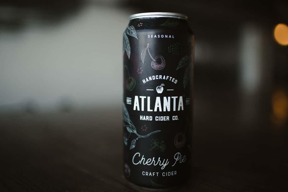 Atlanta Hard Cider Cherry Pie (16oz)
