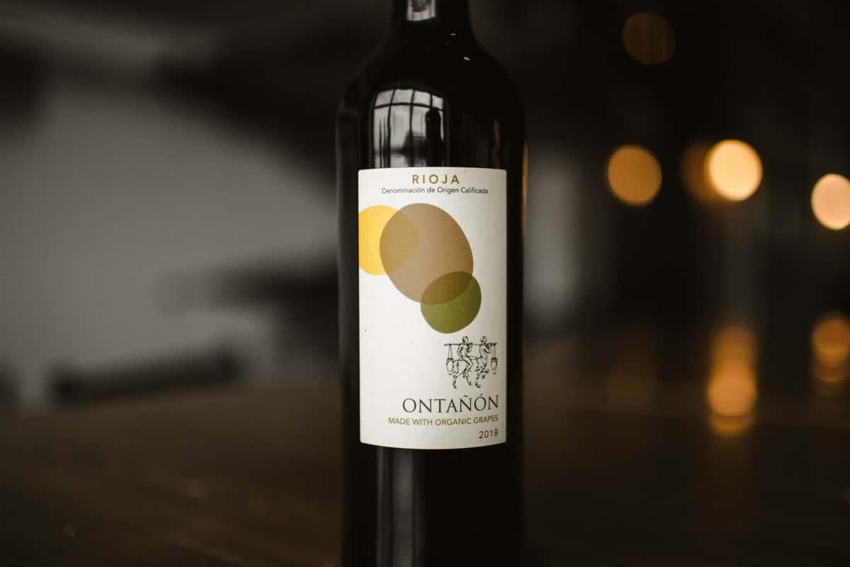 Ontanon Rioja Tempranillo