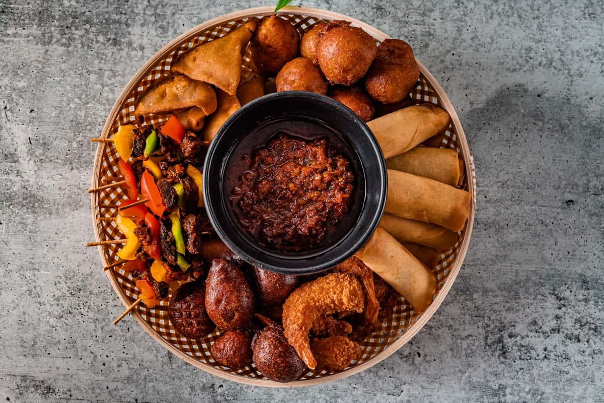 Las Gidi Platter (serves 3-5)