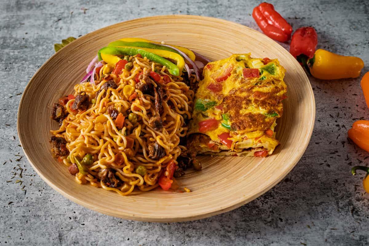 Ultimate Indomie Noodles