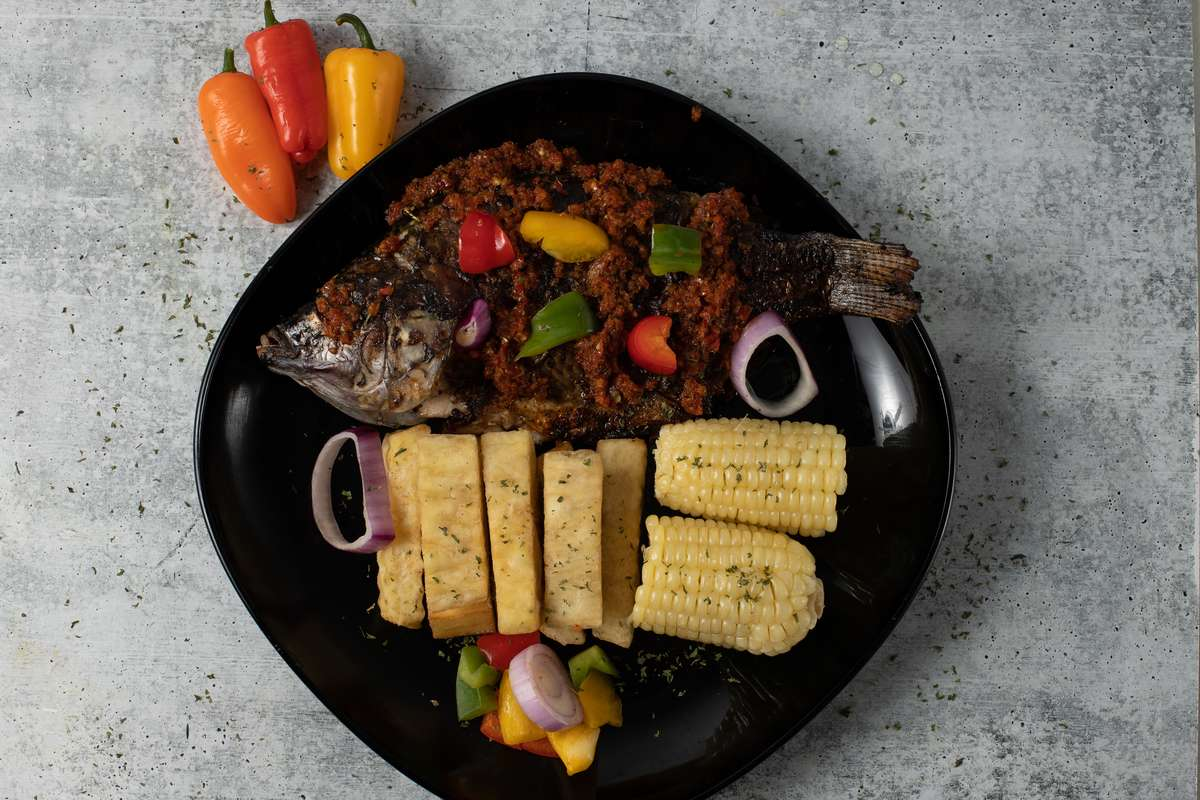 Grilled Whole Fish of The Day