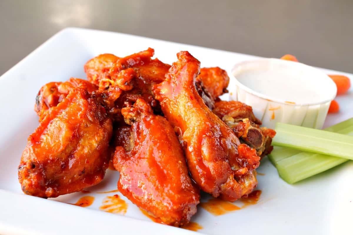 Grand Champion Wings