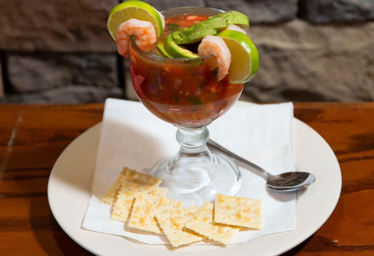 Shrimp Cocktail*