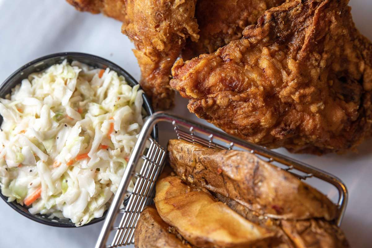 Antoinette's Famous Broasted Chicken
