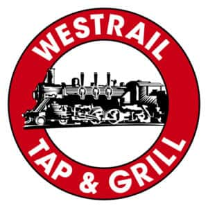 westrail tap and grill logo