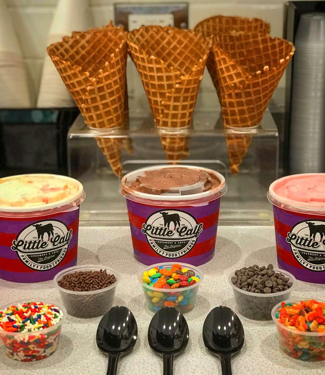Ice Cream Dessert Kit
