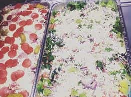 Large Tray AntiPasta Salad