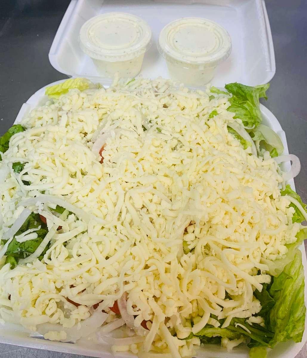 Large Tray Chef Salad