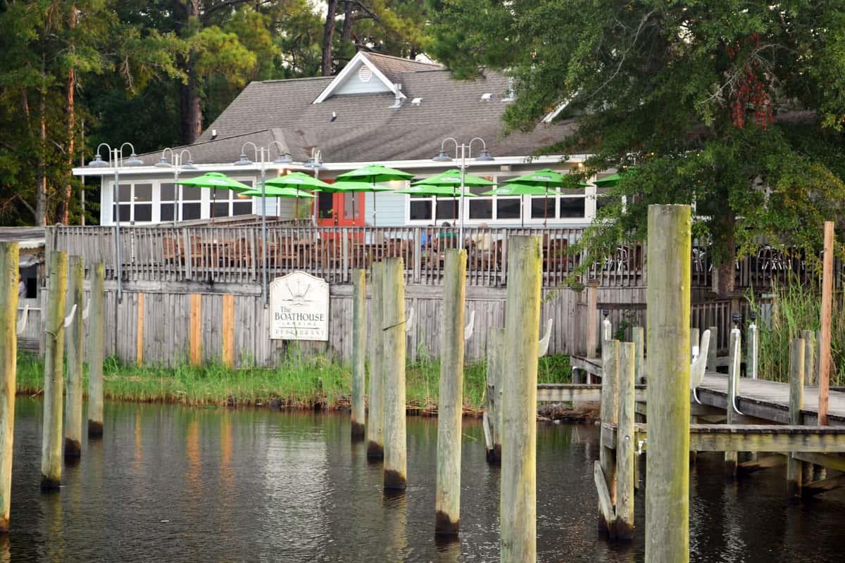 Boathouse Landing