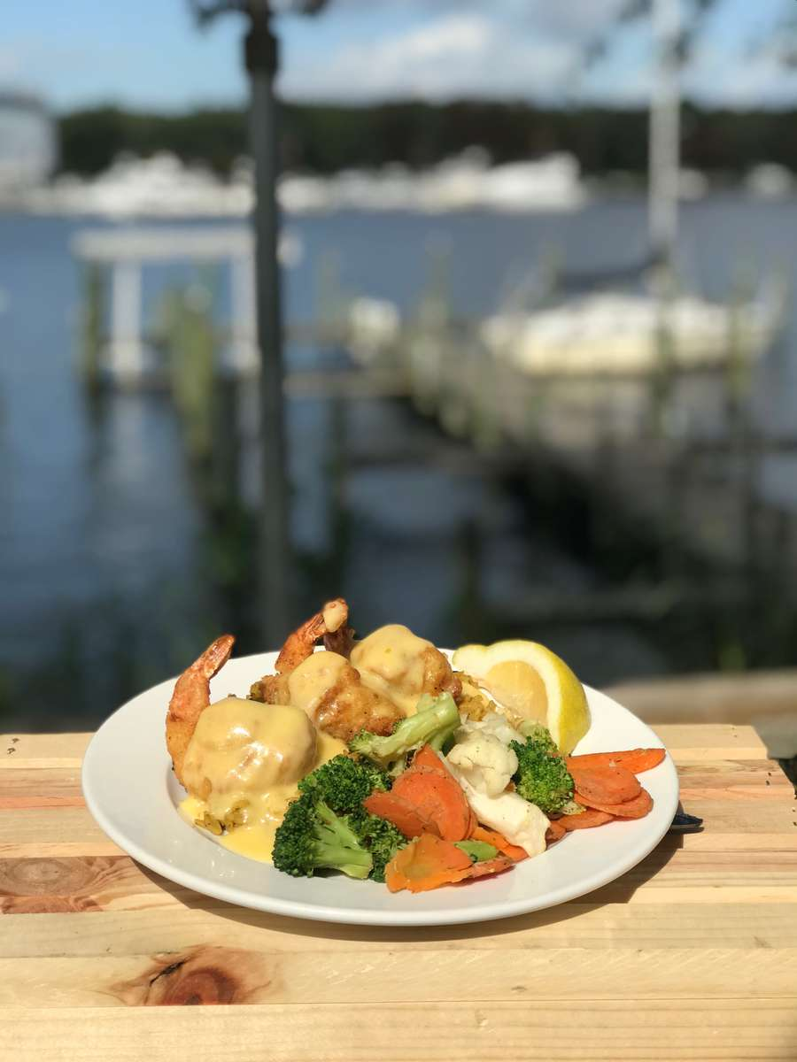 Seafood-Stuffed Shrimp