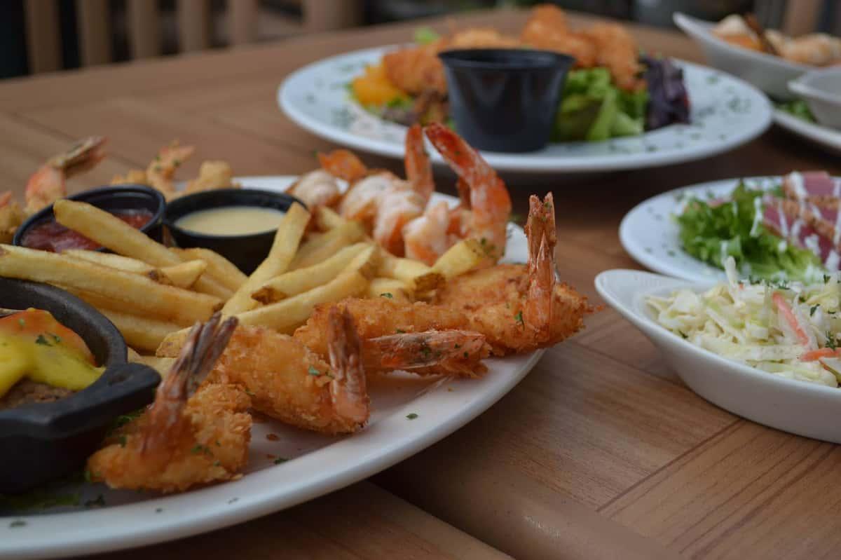 Boathouse Fried Shrimp