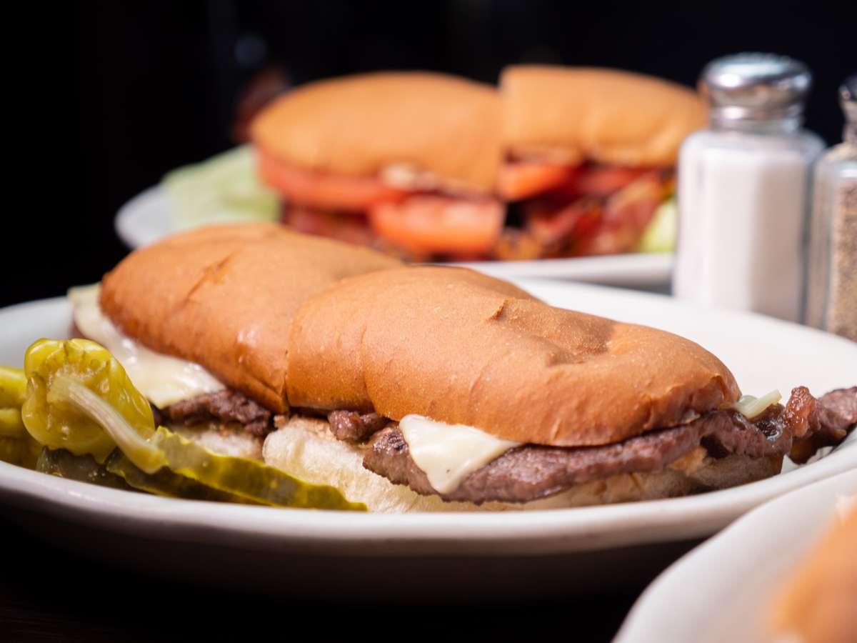 Our Famous Steak Sandwich