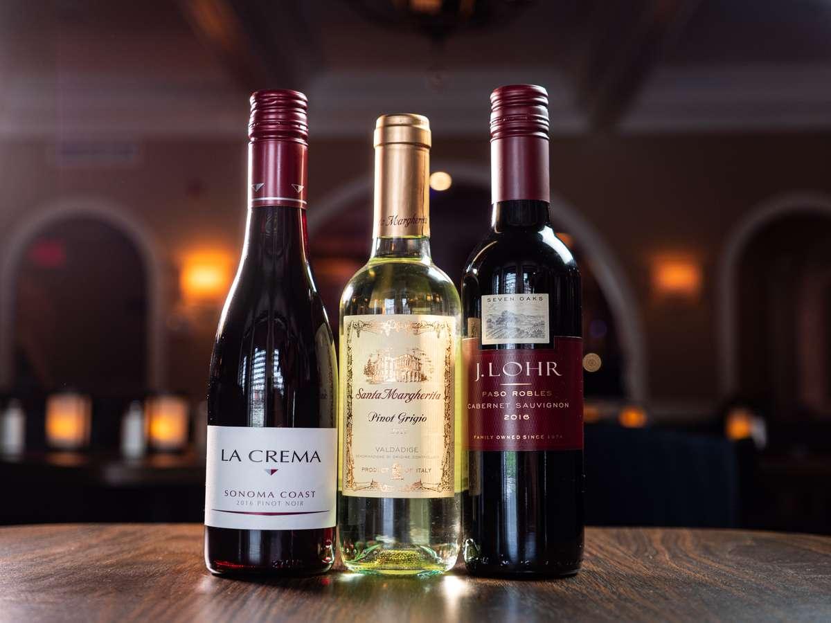 Bottle Beer & Wine Selection