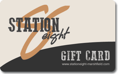 Station Eight Gift Card