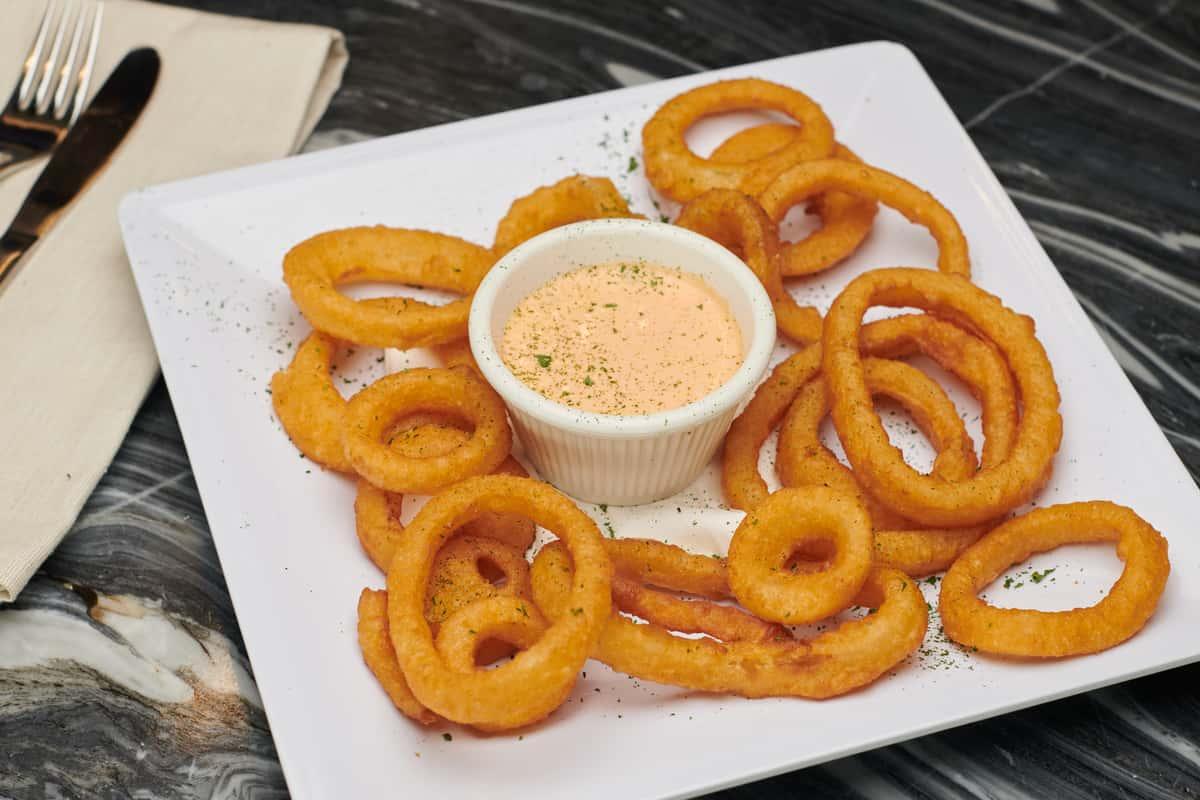 Nick's Onion Rings