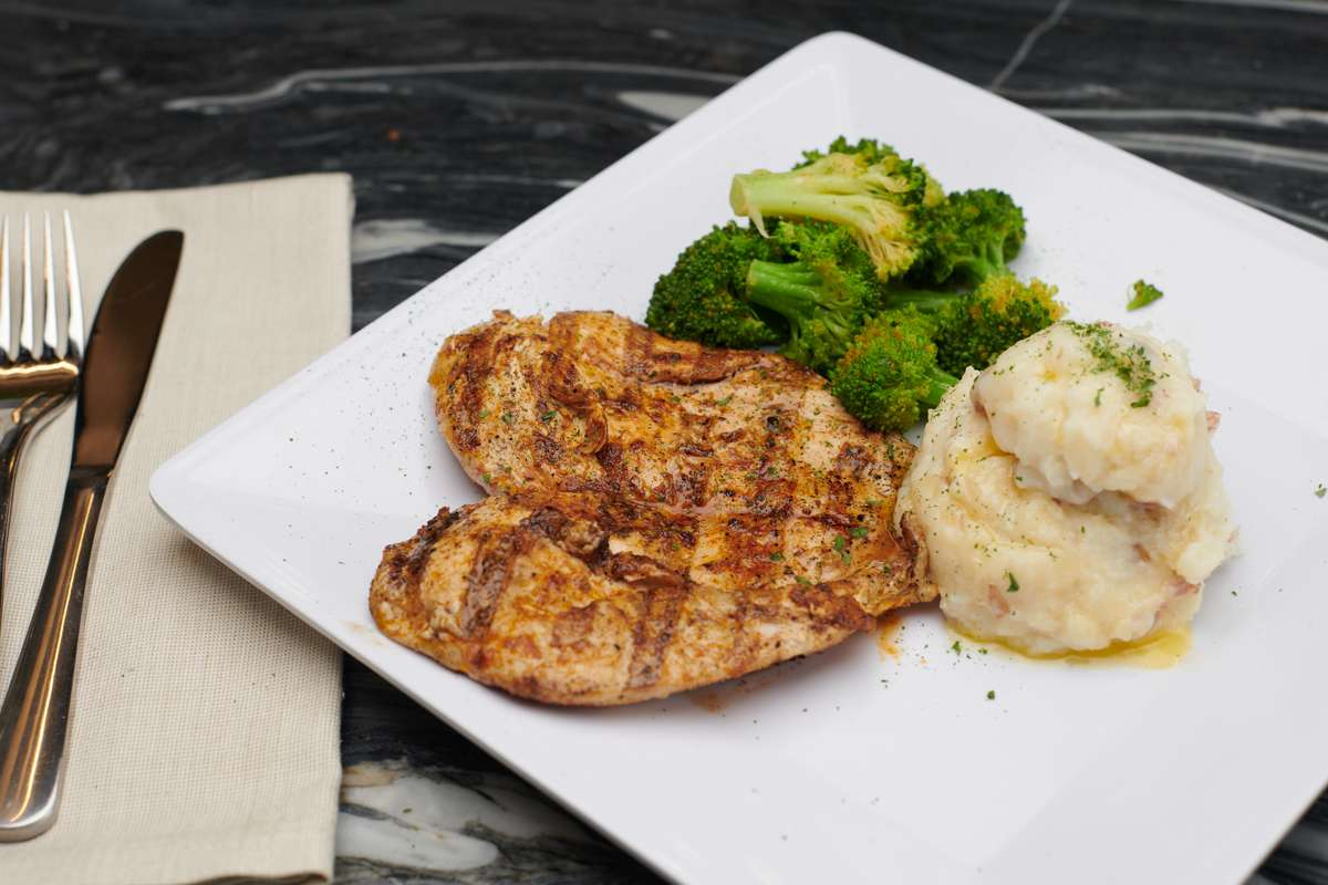 Mike's Cajun Grilled Chicken