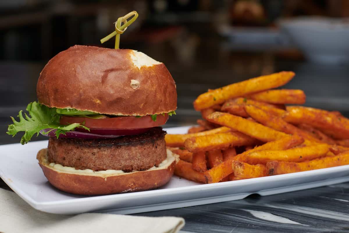 Mike's Beyond Burger